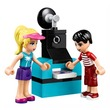 kép nagyítása LEGO Friends Vidámparki hotdog árusító kocsi 41129