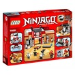 kép nagyítása LEGO Ninjago Szökés a Kriptárium börtönből 70591