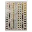 kép nagyítása Tetováló matrica 36 db /csomag, 12 féle