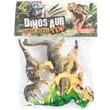 kép nagyítása Dinoszaurusz figura 4 darabos készlet