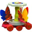 kép nagyítása Húzható táncoló pillangó