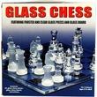 kép nagyítása Üveg sakk készlet 20 x 20 cm