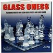 kép nagyítása Üveg sakk készlet 35 x 35 cm