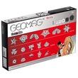 kép nagyítása Geomag Panels 104 darabos készlet - fekete-fehér
