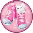 kép nagyítása Barbie: gumilabda - 23 cm, többféle