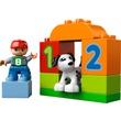kép nagyítása LEGO DUPLO Számvonat 10558