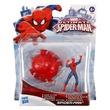 kép nagyítása Pókember: Ultimate Spiderman mászó akciófigura - többféle