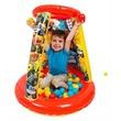 kép nagyítása Láng felfújható játszóház labdákkal