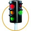 kép nagyítása BIG közlekedési lámpa