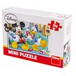 kép nagyítása Mini puzzle 54 db Disney mesék