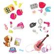 kép nagyítása Barbie: mini kiegészítő készlet - többféle