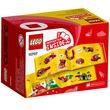 kép nagyítása LEGO Classic Piros kreatív készlet 10707