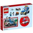 kép nagyítása LEGO Juniors Rendőrségi terepjárós üldözés 10735