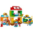 kép nagyítása LEGO® DUPLO Kisvárosi tér 10836