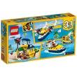 kép nagyítása LEGO® Creator Repülés a sziget felett 31064
