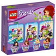 kép nagyítása LEGO Friends Mia tengerparti robogója 41306