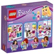 kép nagyítása LEGO Friends Stephanie barátság sütije 41308