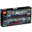 kép nagyítása LEGO Technic Óceánkutató hajó 42064