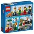 kép nagyítása LEGO City Rendőrségi kezdőkészlet 60136