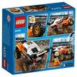 kép nagyítása LEGO City Kaszkadőr terepjáró 60146