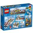 kép nagyítása LEGO City Horgászcsónak 60147