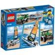 kép nagyítása LEGO City 4x4 terepjáró katamaránnal 60149