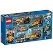 kép nagyítása LEGO City Dragster szállító kamion 60151