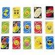 kép nagyítása Emoji UNO kártyajáték