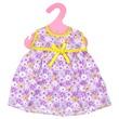 kép nagyítása Baba nyári ruha 46 cm-es babához