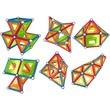 kép nagyítása Geomag Glitter Panels 68 darabos készlet