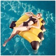 kép nagyítása Banán matrac - 139 x 129 cm