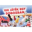 kép nagyítása Társasjáték - 100 játék egy dobozban