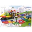 kép nagyítása Wader Kid Cars 3D Mega garázs készlet - 7, 4 m