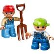 kép nagyítása LEGO DUPLO Nagy farm 10525
