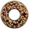 kép nagyítása Intex 56262 Mogyorós csokis fánk úszógumi - 114 cm
