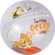 kép nagyítása Tom és Jerry gumilabda - 23 cm, többféle