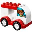 kép nagyítása LEGO® DUPLO My First Első versenyautóm 10860
