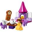 kép nagyítása LEGO® DUPLO Princess Belle teapartija 10877