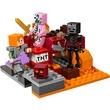 kép nagyítása LEGO® Minecraft Az alvilági harc 21139
