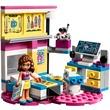 kép nagyítása LEGO® Friends Olivia luxus hálószobája 41329