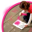 kép nagyítása SES kréta spray - rózsaszín