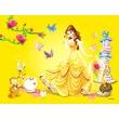 kép nagyítása Disney hercegnők 12 darabos mesekocka
