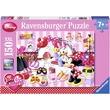 kép nagyítása Minnie egér bevásárol 150 darabos puzzle