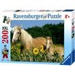kép nagyítása Lovak 200 darabos XXL puzzle