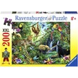 kép nagyítása Puzzle 200XXL - Dzsungel