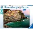 kép nagyítása Puzzle 2000 db - Cinque Terre