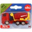 kép nagyítása Siku: betonkeverő autó 1:55
