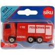 kép nagyítása SIKU Scania tűzoltó autó 1:87 - 1034