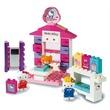 kép nagyítása Hello Kitty butik 44 darabos építőjáték