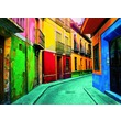 kép nagyítása Granada utcaképe 1000 darabos puzzle